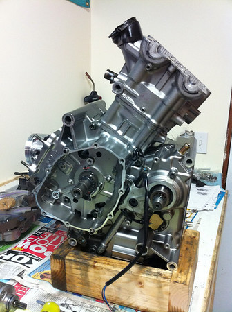 although its 2 stroke